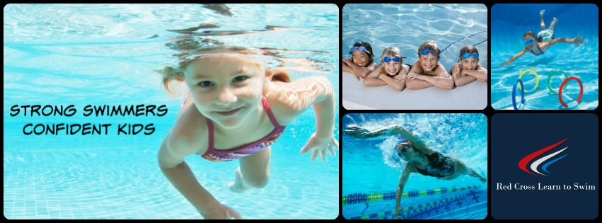 Learn to Swim Collage